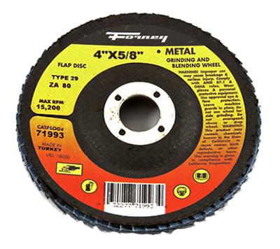 4x5/8 80G T29 Flap Disc