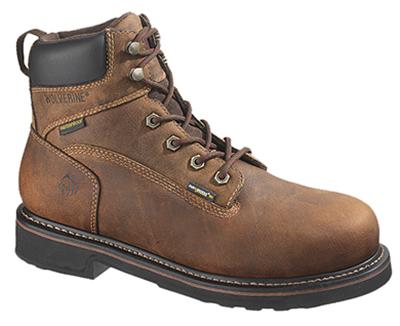 SZ12 XW BRN Brek Boot