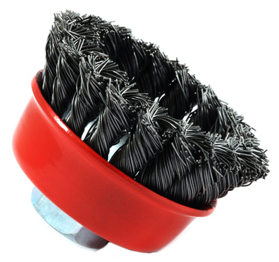 "2-3/4"" Knot Cup Brush"
