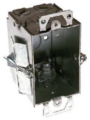 3x2-1/2 STL Switch Box