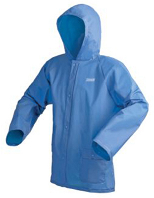2XL/3XL BLU Rain Jacket