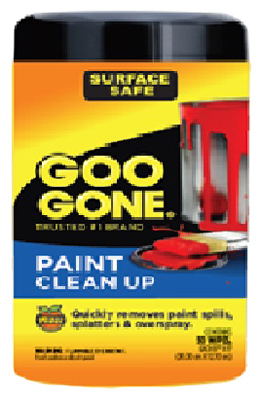 50CT GooGone Paint Wipe