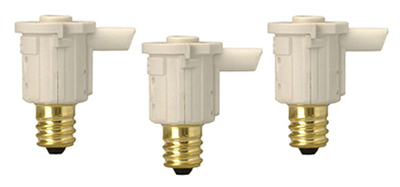 3PK Candelabr/Photocell