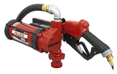 25GPM 12V Hi Flow Pump