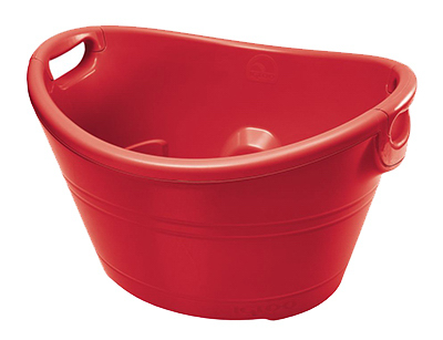 20QT RED Party Bucket