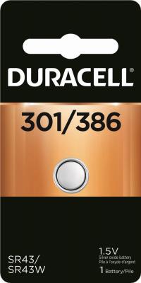 DURA1.5V 301/386Battery