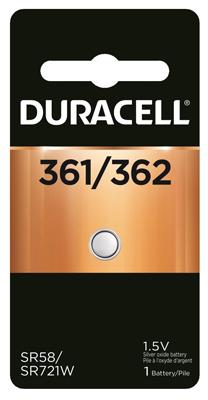 DURA1.5V 361/362Battery
