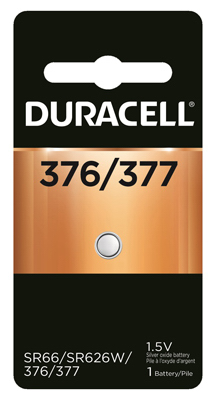 DURA 1.5V 377 Battery