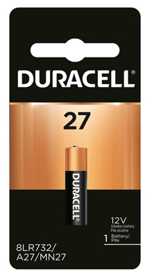 DURA12V 27 Lith Battery