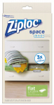Ziploc Space Bag, X Large, 2-Count