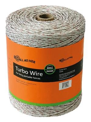 1/16x2624 WHT Turb Wire