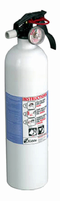 Kitch 10BC Extinguisher - Woods Hardware