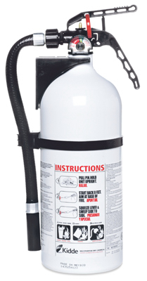 Liv 2A10BC Extinguisher - Woods Hardware