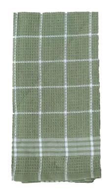 2PK 18x24 GRN Kit Towel