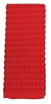 16x26 RED Kitch Towel