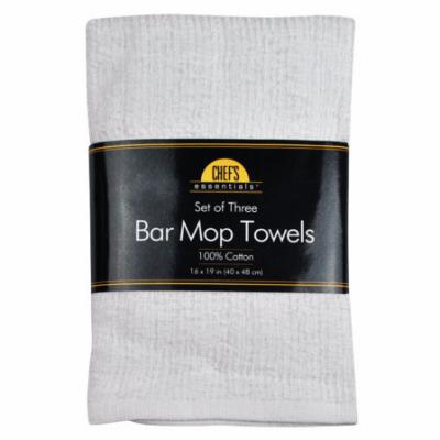 16x19 WHT Bar Mop Towel