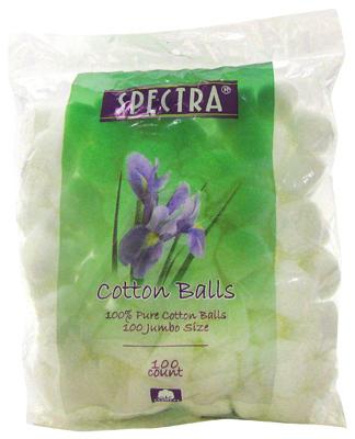 100CT 100% Cotton Balls