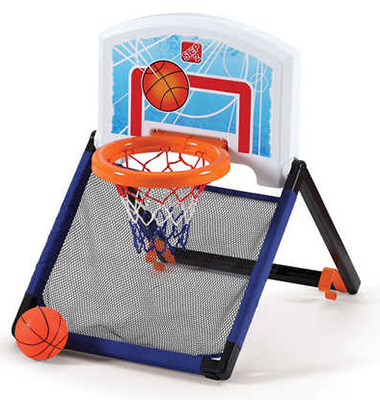 2/1 Basketball Hoop