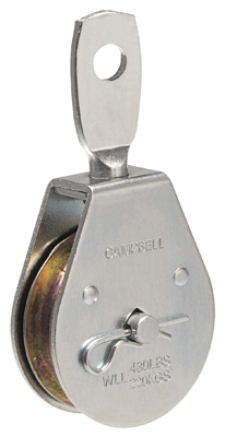 "1-1/2"" Swiv Eye Pulley"