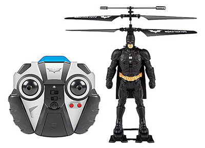 Batman IR Helicopter