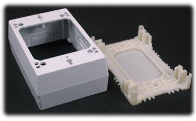 WHT Plas DataCom Box