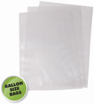 100CT 11x16 GAL Vac Bag