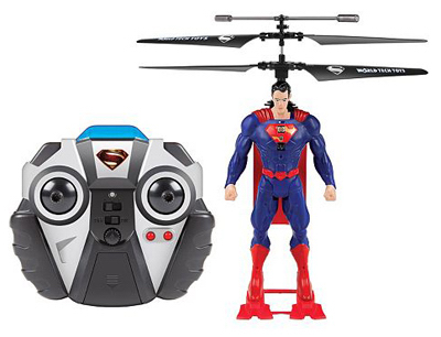 Superman IR Helicopter