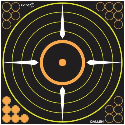 """5PK12"""" Bullseye Target"""