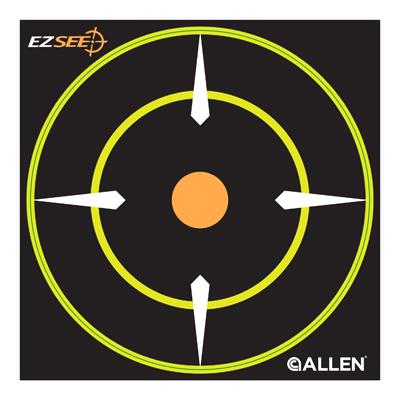 """12PK 6"""" Bullseye Target"""