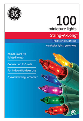 GE 100LT Mul String Set