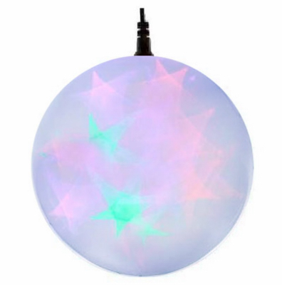 "6"" Multi LED Sphere"