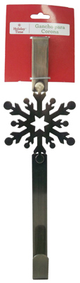 "15"" Snowf Wreath Hanger"