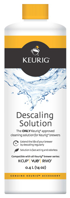 14OZ Descaling Solution
