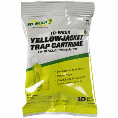 10WK YELJack Attractant
