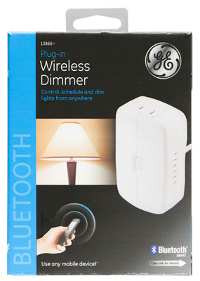 BT Plug In Smart Dimmer - Woods Hardware