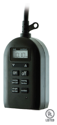 Touch Out DGTL Timer - Woods Hardware