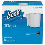 12PK Hard Roll Towel