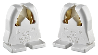 2PK Fluo Lampholder - Woods Hardware