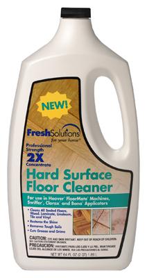 64OZ Hard FLR Cleaner - Woods Hardware