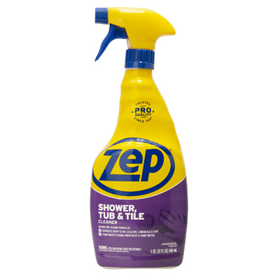 32OZ Zep Tub Cleaner - Woods Hardware