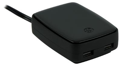 Desktop Charger/2USB - Woods Hardware