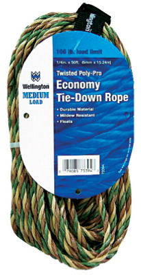 """1/4""""x50 Camoufl Rope"""
