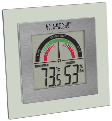 Comfort Temp/Hum Meter - Woods Hardware