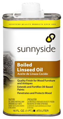 PT Boiled Linseed Oil