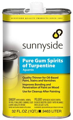 QT Pure Gum Turpentine