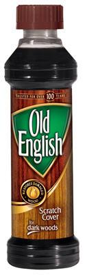 8OZ DK WD Old English