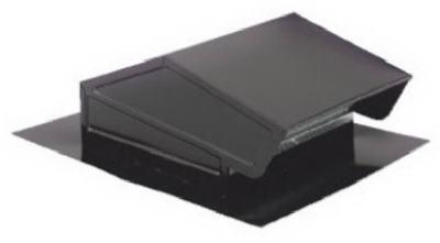 STL BLK Roof Cap