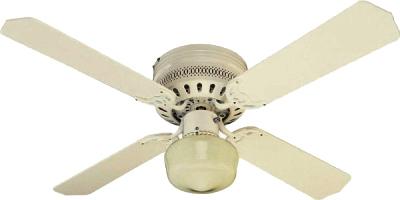 """""""42"""""""" WHT Ceiling Fan"""" - Woods Hardware"""