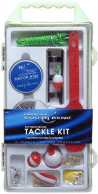 137PC DLX Tackle Kit