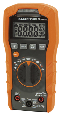 600V DGTL Multimeter - Woods Hardware